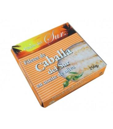 Filetes de Caballa en Aceite de Oliva RR-280