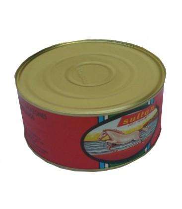 Anchoas SULTÁN en Aceite Vegetal RO-1050