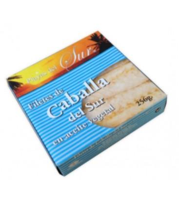 Filetes de Caballa en Aceite de Girasol RO-280